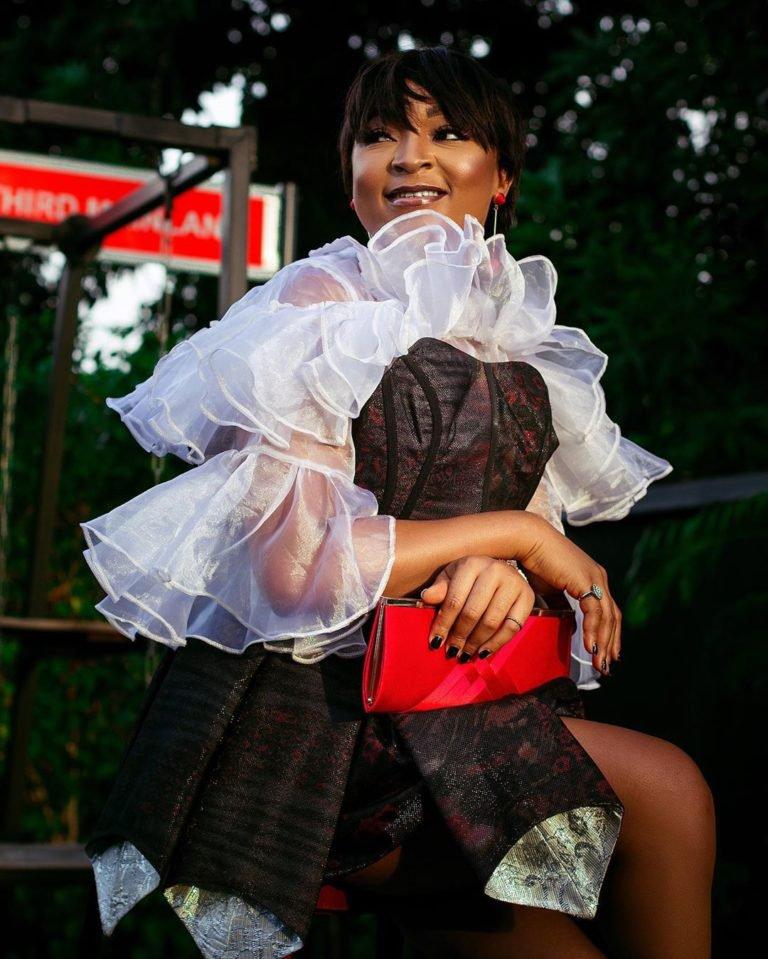 bellanaija style sharon ojong stylish lewks bellastylista 3