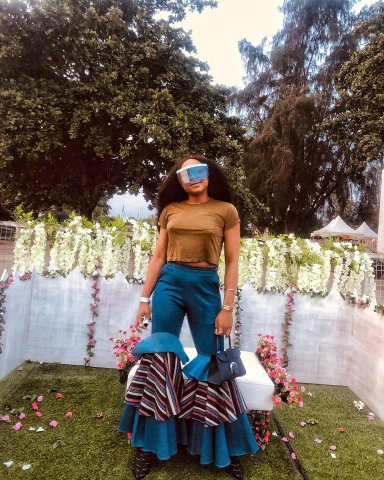 bellanaija style sharon ojong stylish lewks bellastylista 5