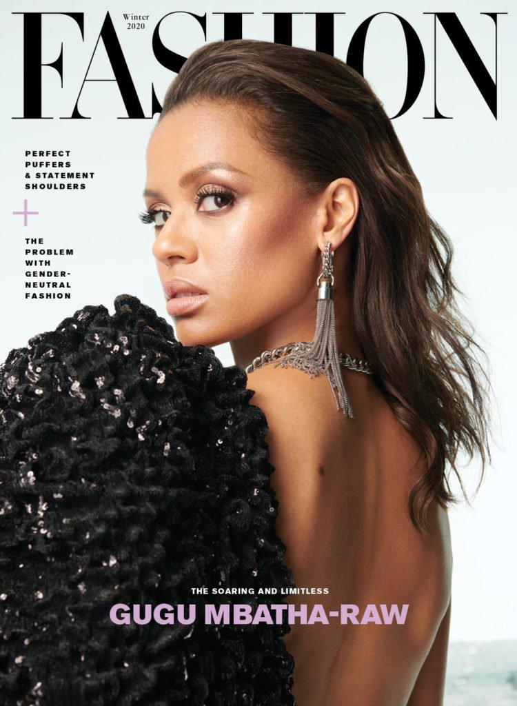 gugu mbatha raw makes her case for elegance with these looks for fashion magazines latest issue bnstyle 1