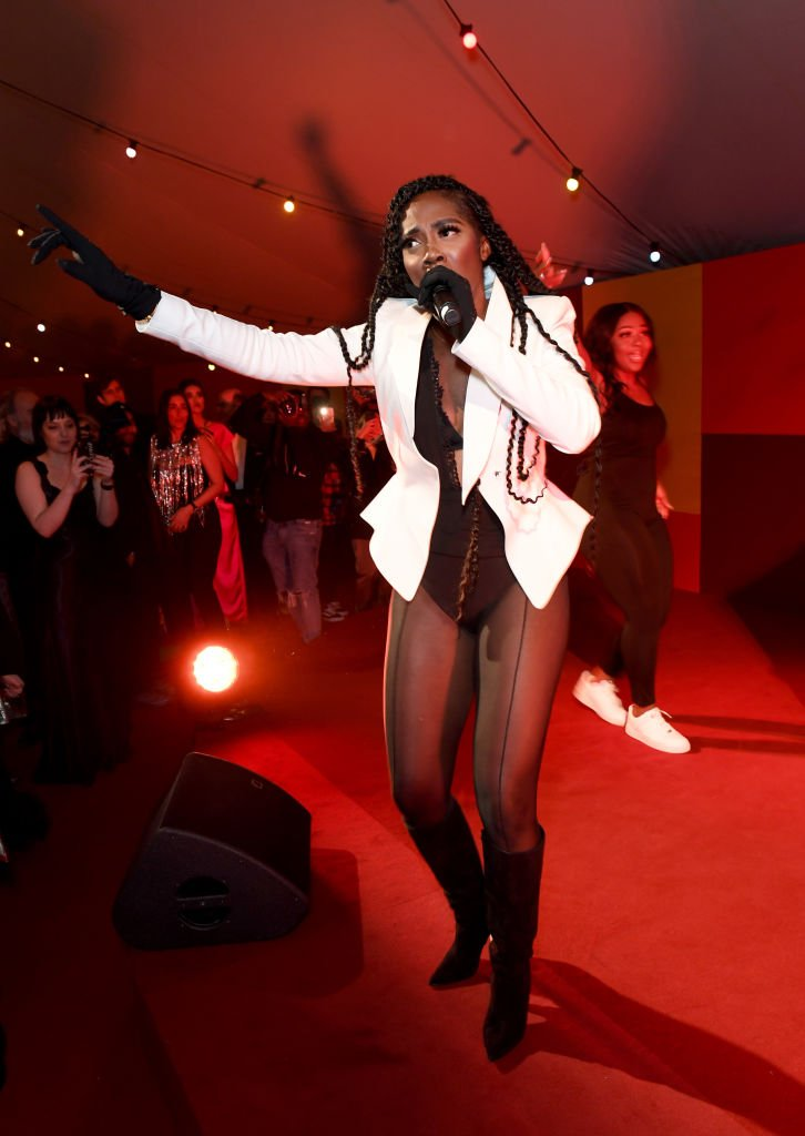 this was how tiwa savage stunned at the 2019 bof voices gala 28166512916970917946