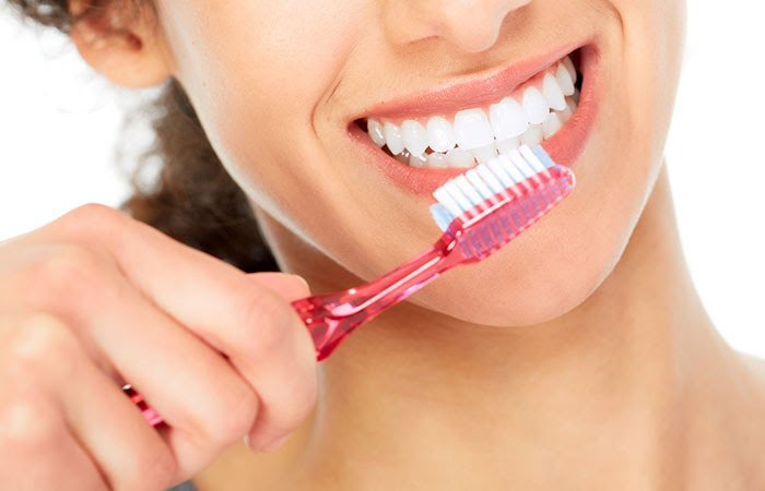 1. Lip Balm And Wash Cloth Tooth Brush Combo