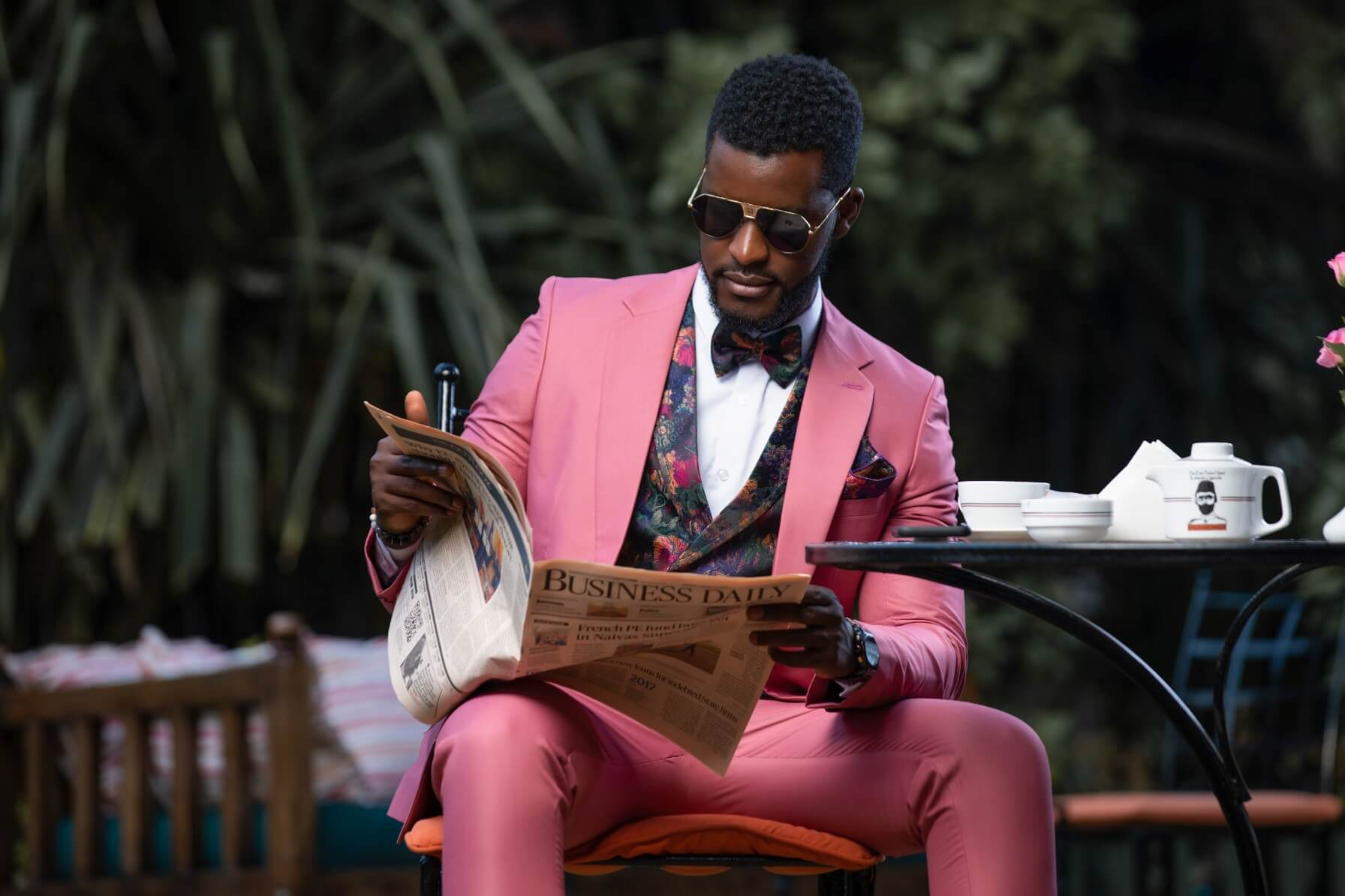 7Larry Casual Kampala Menswear