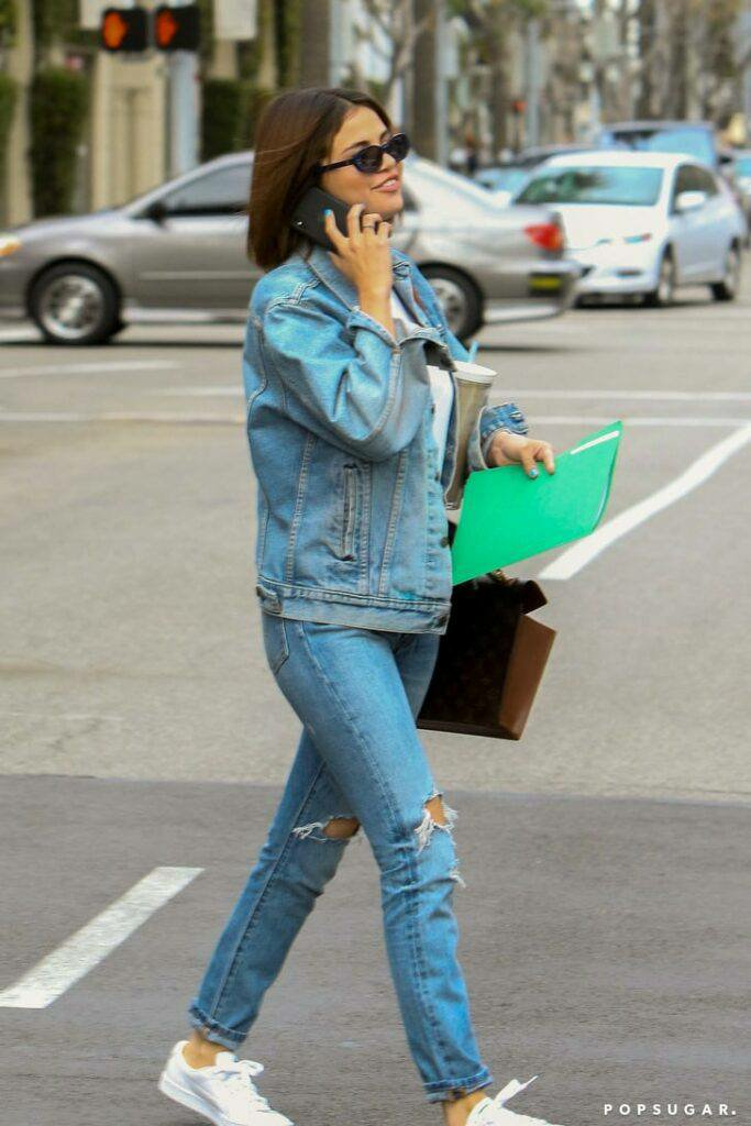 learn to get the denim fashion right like hollywood sensation selena gomez 2