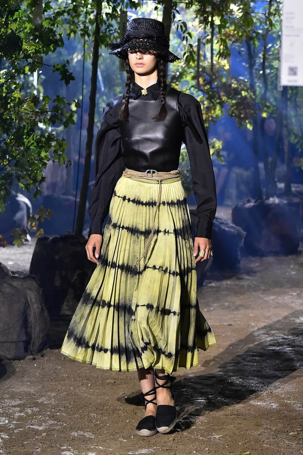 africa penalver walks the runway during the christian dior news photo 15875843055022441639643267798