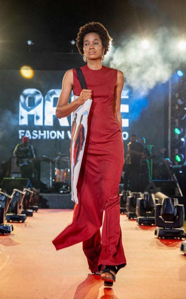 0ARISE Fashion Week 2020 Mmuso Maxwell