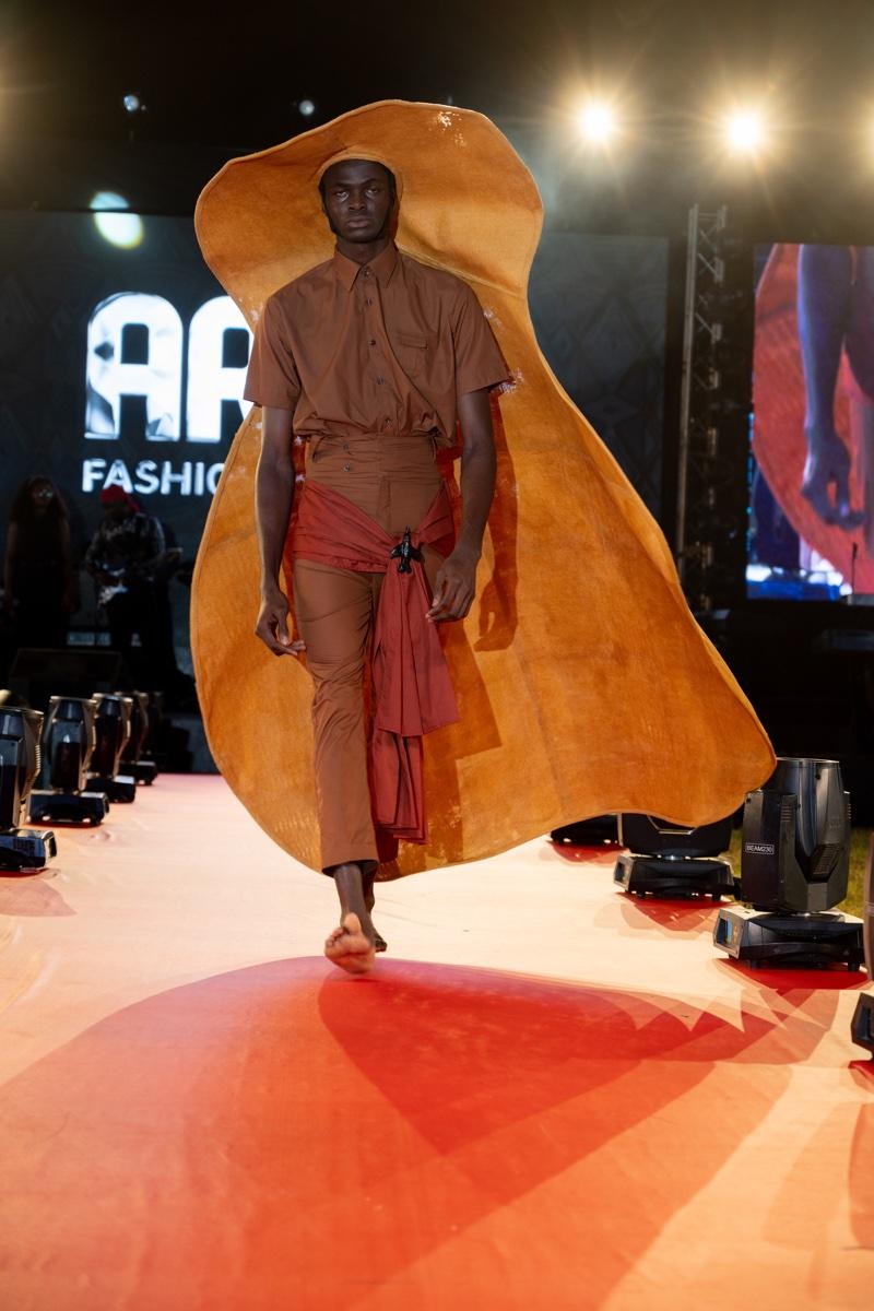 0ARISE Fashion Week 2020 Weiz Dhurm Franklyn