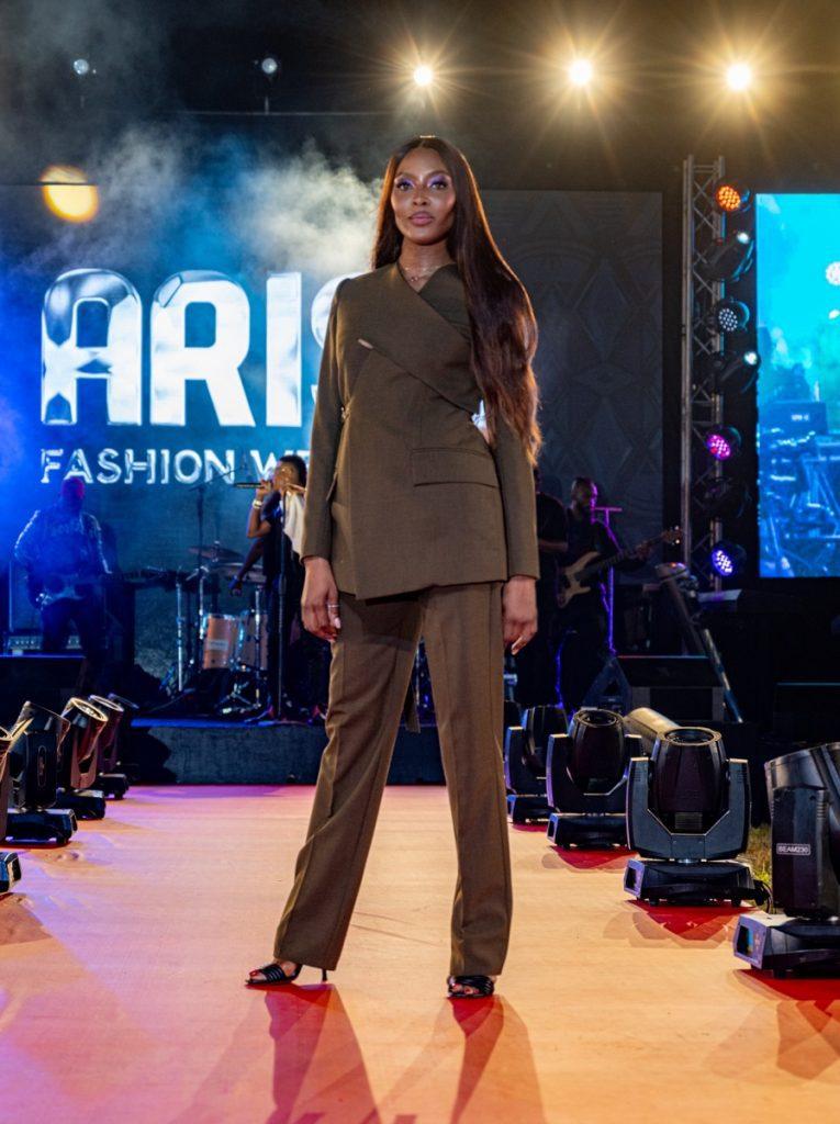 2ARISE Fashion Week 2020 Mmuso Maxwell