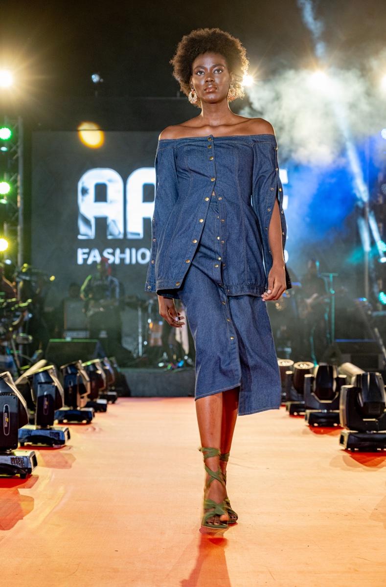 3ARISE Fashion Week 2020 Mmuso