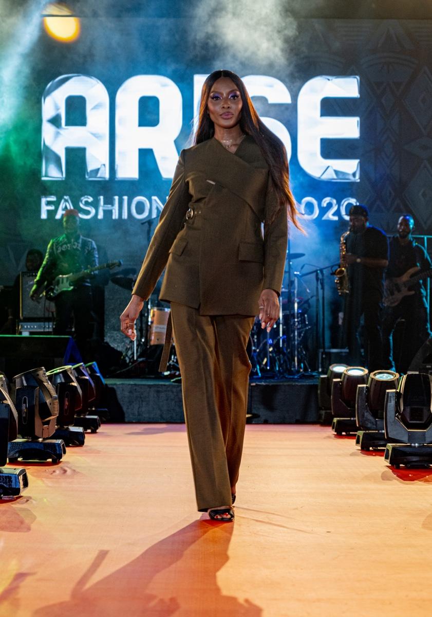 4ARISE Fashion Week 2020 Mmuso