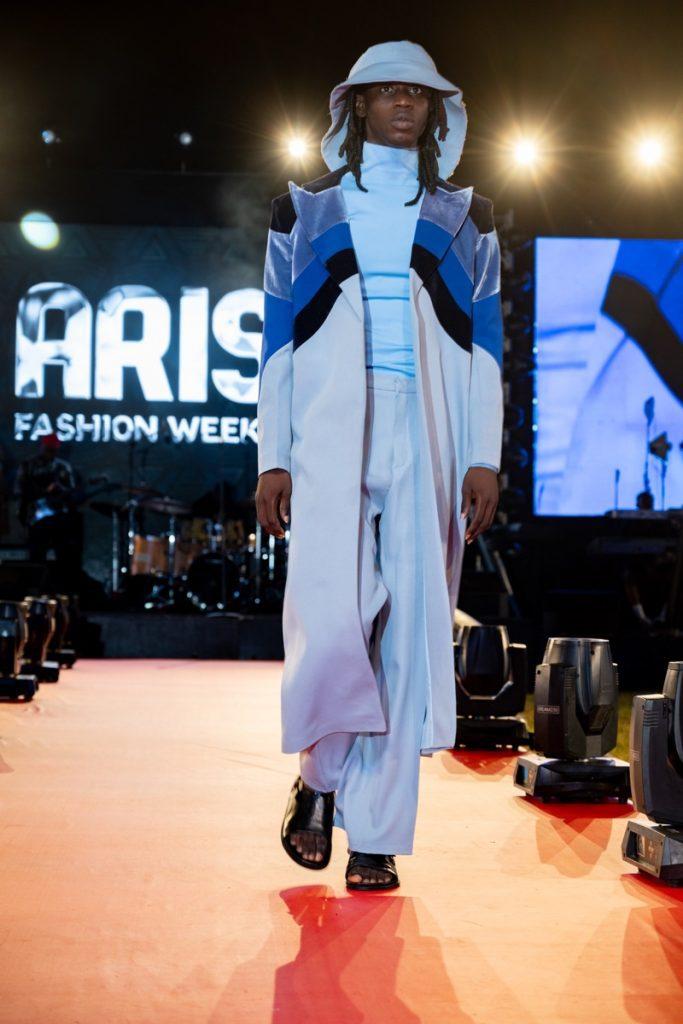 4ARISE Fashion Week 2020 Weiz Dhurm Franklyn