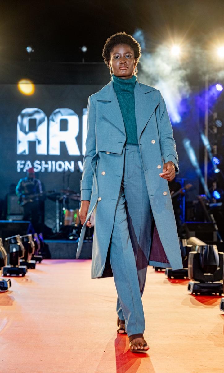 5ARISE Fashion Week 2020 Mmuso