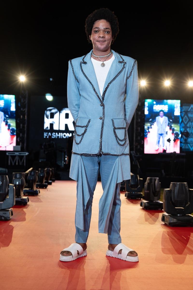 5ARISE Fashion Week 2020 Weiz Dhurm Franklyn