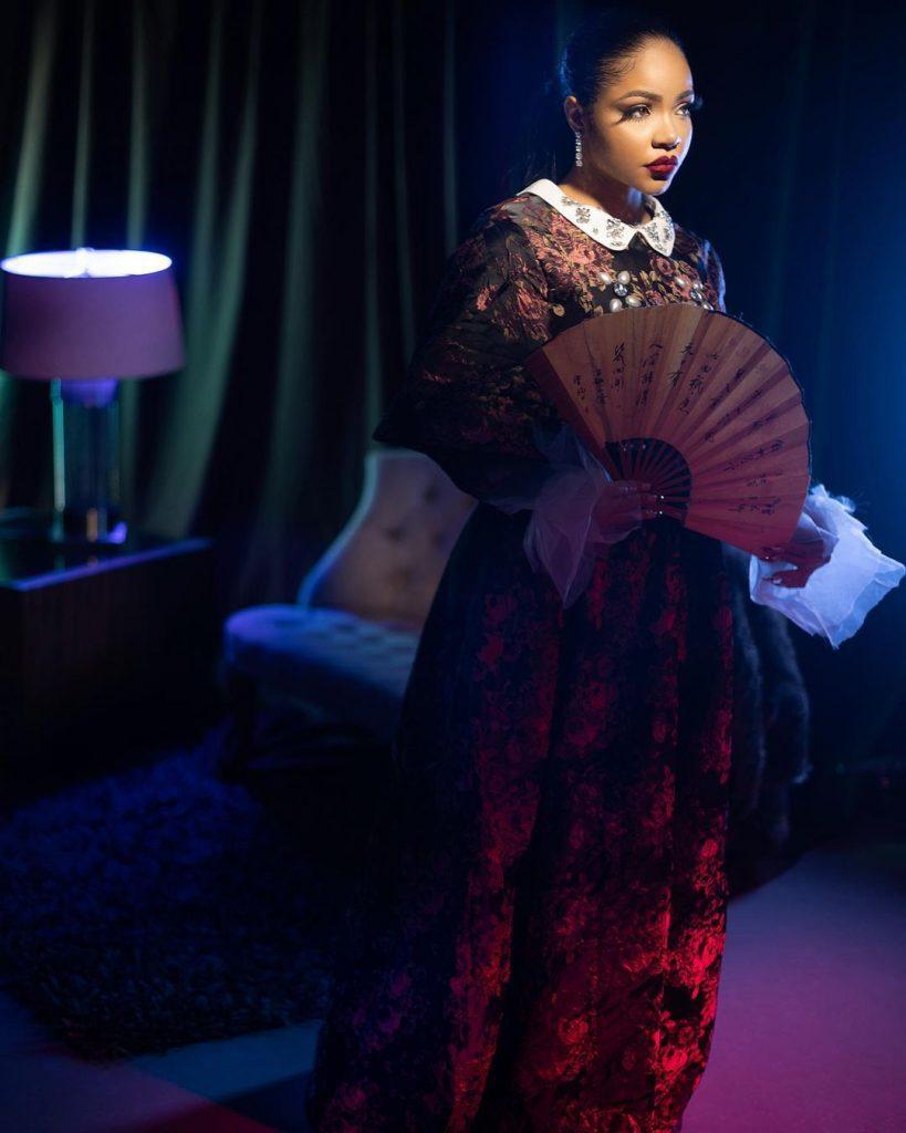 0Oriental Princess Kelechi Amadi Obi Nengi Hampson
