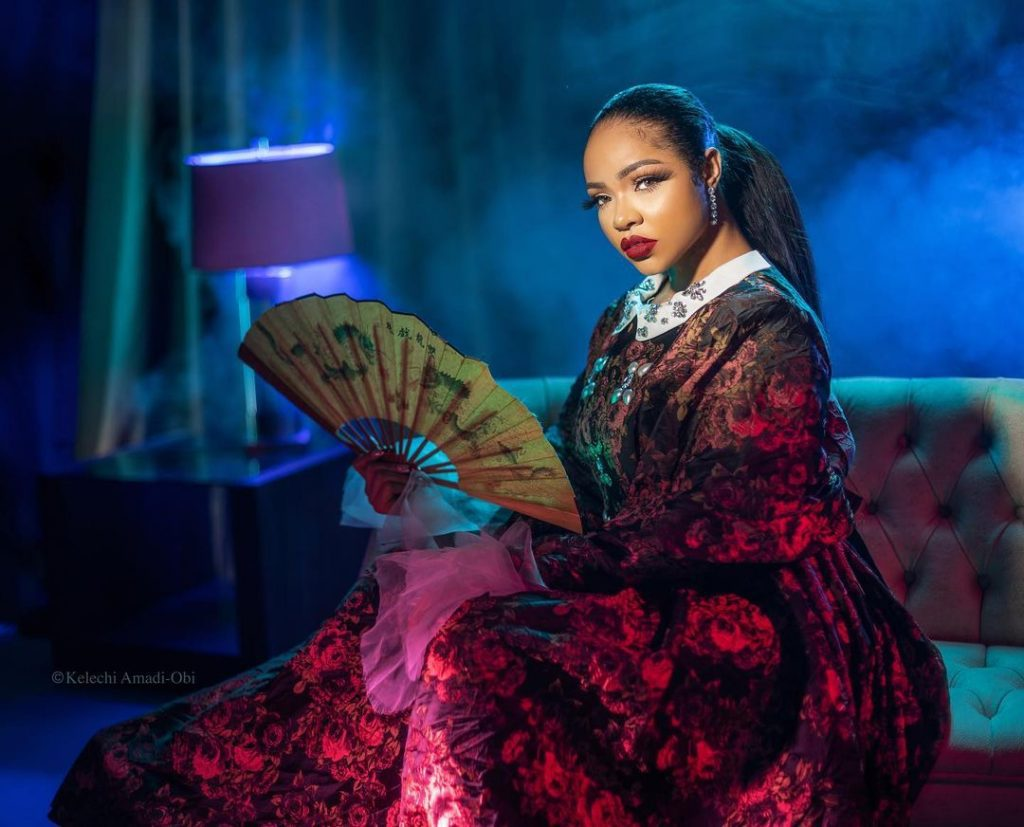 7Oriental Princess Kelechi Amadi Obi Nengi Hampson